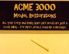 Corgi 513 Citroen Alpine Rescue Safari - Reproduction, Yellow Plastic Ski Stick
