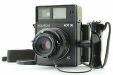 【 Eccellente 】 Polaroid 600 Se 600SE W/Mamiya 127mm F/4.7 Lente 783