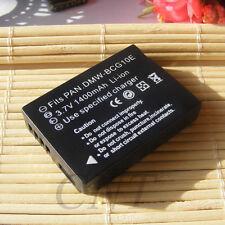 NEW Battery for DMW-BCG10 DMW-BCG10E Panasonic Lumix DMC-ZS7 DMC-ZS8 DMC-ZS10