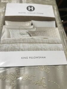 HOTEL COLLECTION Opalescent King Pillow Sham