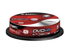 EMTEC DVD + R 4,7 GB 16 x Speed 10 Stück