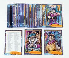 1992 Star Pics Troll Force Trading Card Set (50) Nm/Mt