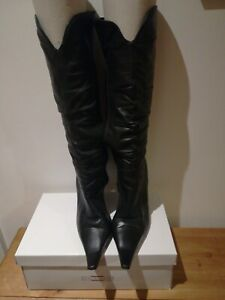 Ladies tall boots very soft leather