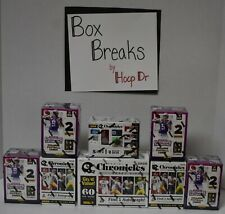 2020 Chronicles & Contenders FB GREEN BAY PACKERS (8) MEGA/BLASTER Box BREAK
