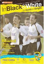 Port Vale v Coventry City 2005 / 06 Pre-Season Friendly - July 29th