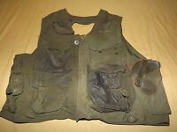 VINTAGE WWII WORLD WAR 2 US ARMY AIR FORCE PILOTS SURVIVAL VEST