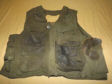 VINTAGE WWII WORLD WAR 2 US ARMY AIRFORCE PILOTS SURVIVAL VEST