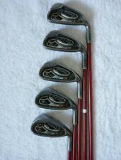 Ping K15 iron set 6-PW. Soft Regular Graphite. Green dot. FREE UK P&P