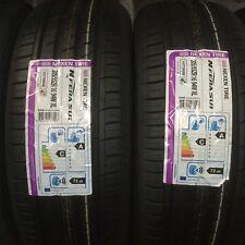 2x NEW 205/55/16 94W XL NEXEN NFERA SU1 Tyres Amazing Wet Grip lifetime warranty