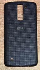 LG K8 K350N Tapa del compartimento de la batería Batería- De la contraportada