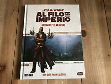 STAR WARS AL FILO DEL IMPERIO - Horizontes Lejanos - juego de rol FFG - EDGE
