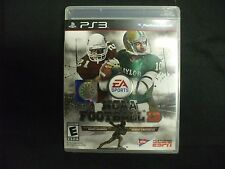 Replacement Case (NO GAME) NCAA FOOTBALL 13 PLAYSTATION 3 PS3
