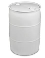 Plastic Drum - 55 Gallon, Closed Top