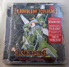 "LINKIN PARK ""Reanimation"" DVD SEALED! 5.1 mixes! 2002!"