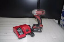 Milwaukee 18v Impact Drill - Skin, Battery and Charger