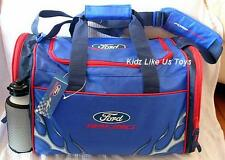 ~ Ford Racing - LARGE SPORTS OVERNIGHT BAG & BOTTLE LUGGAGE Falcon XR8 GT FPV