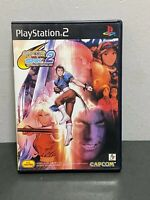 Sony Playstation 2 Capcom vs SNK 2: Millionaire Fighting 2001 - JAPANESE PRODUCT