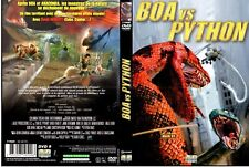 DVD Boa vs Python | David Flores | Horreur | Lemaus