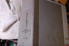 CASE 321D Front End Wheel Loader Repair Shop Service Manual book overhaul owner