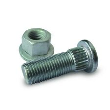 """Polaris Sportsman RZR Front and Rear 3/8"""" Wheel Stud and Nut - 7515513 7547237"""