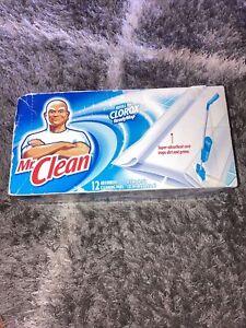 Mr. Clean Clorox Ready Mop Refills