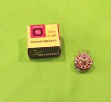 Ohmite 2 Watt Type AB Potentiometer 2500 Ohms (CLU-2521)
