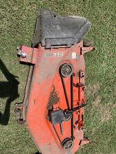 Kubota Tractor Under Belly 60 Mower