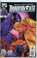 Thunderbolts 1997 series # 30 near mint comic book
