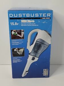 Black+Decker CHV1510 Dustbuster 15.6-Volt Cordless Cyclonic Hand Vacuum New