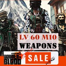 Borderlands 3 (PS4) Lv. 60 Mayhem 10 Weapons 🔥 Buy 3 Get 2 FREE 🔥 M10 BL3 Guns