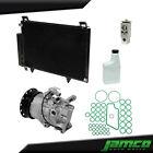 New A/C Compressor Condenser Kit for Scion xA 1.5L JP4981AKT See Fitment Notes