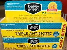Nib Berkley Jensen Triple Antibiotic Ointment, 2 pk./1 oz. Tubes Neosporin