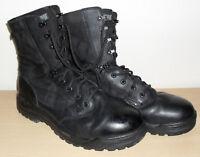Black Magnum Boots British Army Surplus Combat Boots Military
