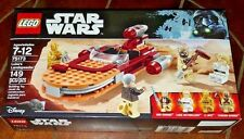 Brand New Lego Star Wars 149pc LUKE'S LANDSPEEDER Building Toy! Item #75173