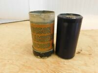 Edison Blue Amberol Cylinder #4265 Make Believe Fox Trot H. Radermans Jazz Orc