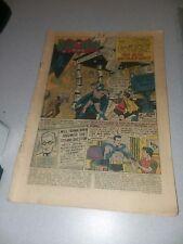 BATMAN 108 dc comics 1957 1st Appearance BATMAN JONES early silver age key robin