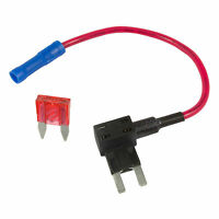 Add A Circuit Piggy Back Fuse Tap Mini Blade Fuse Holder ATM ATP 12V