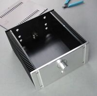 2412B Full Aluminum Enclosure / mini AMP case/power amplifier box/ chassis