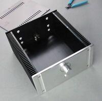 2412B Full Aluminum Enclosure / mini AMP case/power amplifier box/ chassis