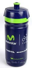 Elite Corsa Movistar Pro Cycling Team Road Bicycle Water Bottle 550ml