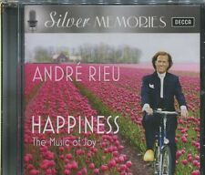 ANDRE RIEU - HAPPINESS  - THE MUSIC OF JOY - CD - NEW