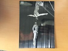 VINTAGE CIRCUS ACT ACROBATS Berlin Germany Trapeze Artists Performing Photo