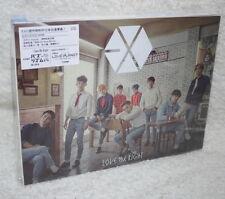 EXO Love Me Right romantic universe Taiwan Ltd CD+DVD (digipak) Japanese Lan.