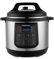 Programmable Electric Pressure Instant Pot Multi Cooker 8Qt 7 in1 Faster Cook