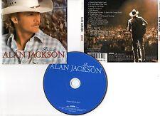 """ALAN JACKSON """"Drive"""" (CD) 2002"""
