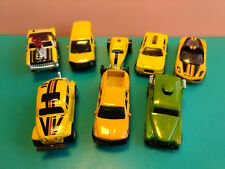 Toy Car, Truck, And Van Lot Hot Wheels, Matchbox, Muscle Machines, Maisto, Etc