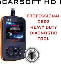 Icarsoft Hdi Diagnostic Reader Obd2 Truck Scanner For Freightliner Mack Diesel