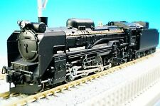 KATO 2016-5 JNR Steam Locomotive Type D51 Standard (Ver. Tohoku) (N Scale) New!!