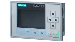Siemens LOGO! TD Text Display, 6-zeilig, 2 Ethernet Ports, 6ED1055-4MH08-0BA1
