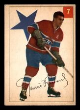 MAURICE RICHARD 54-55 PARKHURST 1954-55 NO 7 EX 17188